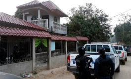 """Fiscalía ejecuta la operación """"Hormiga III"""" en Santa Bárbara"""