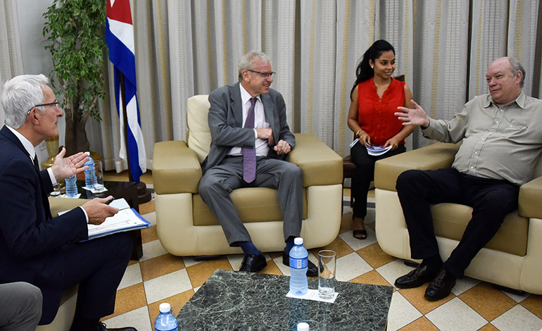 Francia firmará acuerdo con Cuba