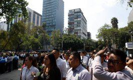 Un sismo de 5,7 se registró en Guerrero, México