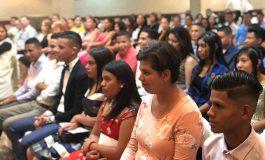 """Con nueva promoción, """"Jóvenes Constructores"""" suma cerca de 250 graduados en la capital"""