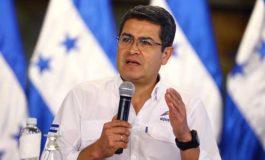 Presidente Hernández pide informe a Seguridad sobre los 22 pandilleros absueltos