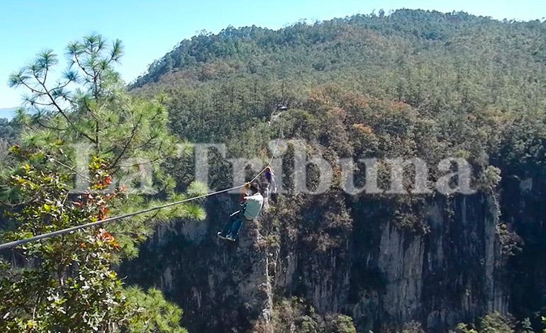 Canopy de La Campa, una aventura extrema para disfrutar en Semana Santa