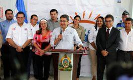 Presidente Hernández: Seguridad incrementa el turismo de extranjeros