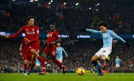 Manchester City y Liverpool continúan con su guerra de nervios