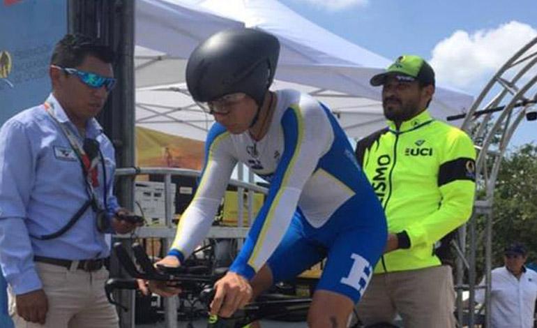 """Ciclistas hondureños """"brillan"""" en Nicaragua"""