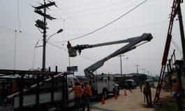 Mano dura a los que roban energía en San Pedro Sula