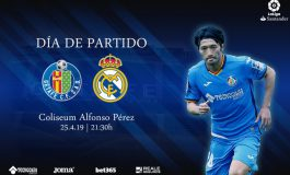 Final: Getafe (0) - Real Madrid (0)