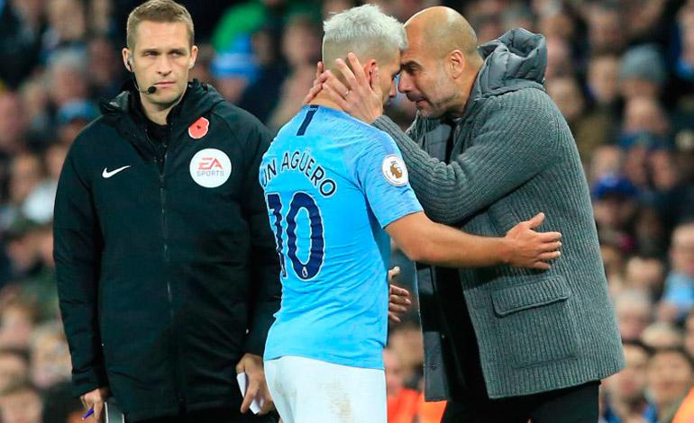 Manchester City afronta una semana clave en su sueño del póquer de títulos