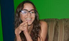 Samaría Eguigure heroína, ni  el fuego le truncó sueños