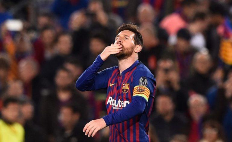 """Amor: """"Leo quiere la Copa"""""""