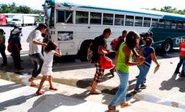 Comisión de DDHH estima que hay 1.676 menores migrantes en sureste de México