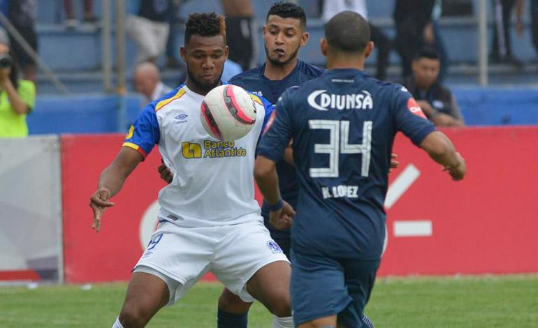 Final: Olimpia (0) -Motagua (0)