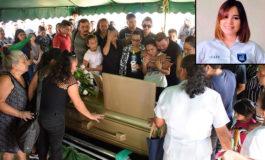 Según familiares: Perforación de útero y ovario causaron muerte de Karla Ramírez en IHSS