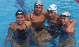 Más de 200 nadadores en campeonato de natación