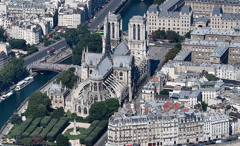 Los tesoros de Notre Dame de París