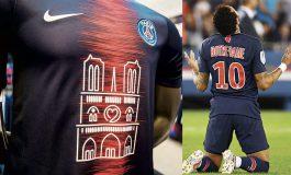 Como pan caliente se venden camisetas de Notre Dame