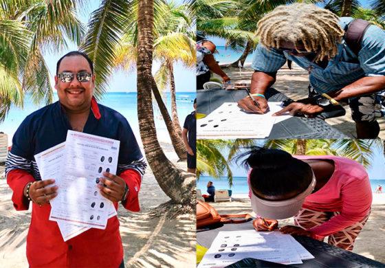 Nueva Ruta consolida su estructura en Islas de la Bahía