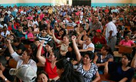 Sindicato de Educación protestarán hoy en contra de Ley de Reestructuración al Sistema