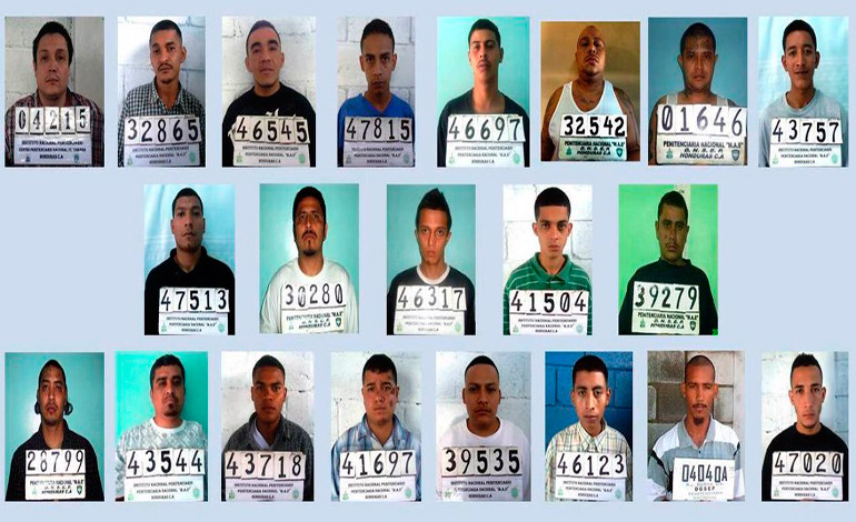 Dejan en libertad a 22 peligrosos pandilleros acusados de 27 asesinatos