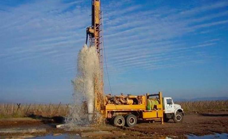 Anuncia la SAG: Viene perforación de pozos en zonas agrícolas