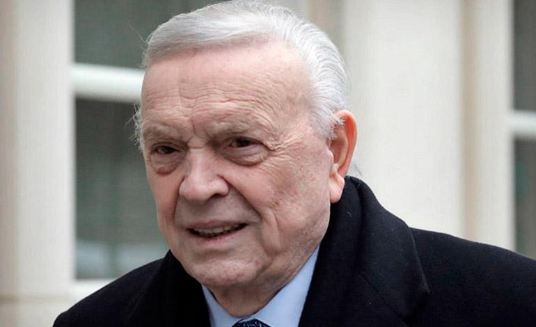 Suspendido a perpetuidad José María Marín, expresidente de la CBF