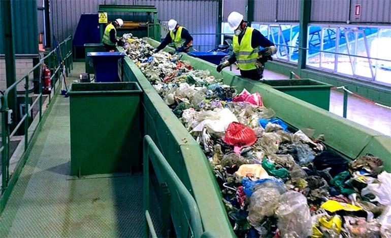 Planta de reciclaje impulsará el empleo