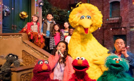 """Sesame Street"" sale de gira por 50 aniversario"