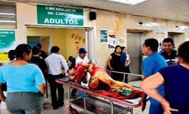 Hospital Escuela Universitario brindó 700 atenciones en las áreas de emergencia