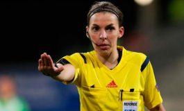 Una mujer arbitrará por vez primera un partido de la 'Ligue 1'