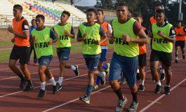 Sub-17 lista para buscar el boleto al mundial de Brasil