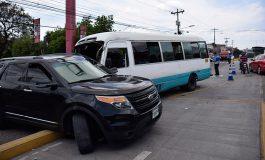 """Sin licencia 2,559 """"locos del volante"""""""