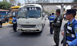 "IHTT sanciona a buses ""pandos"""