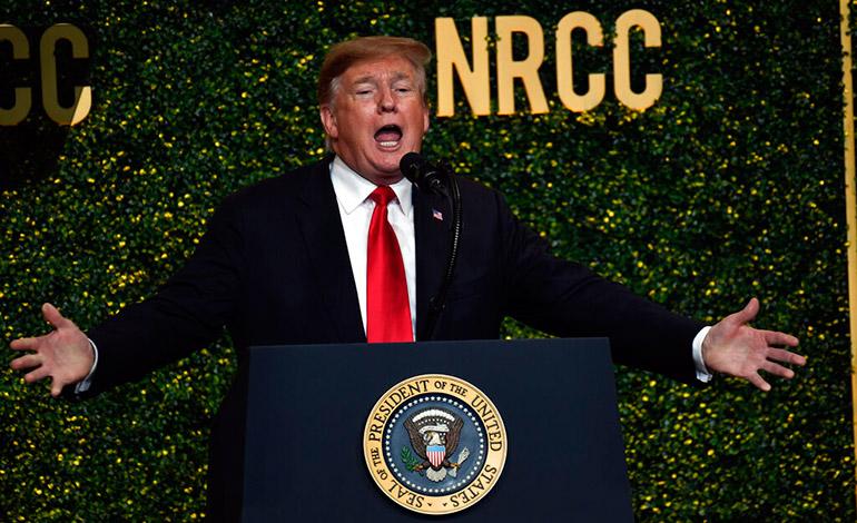 Trump obligado a dar marcha atrás con osadas propuestas