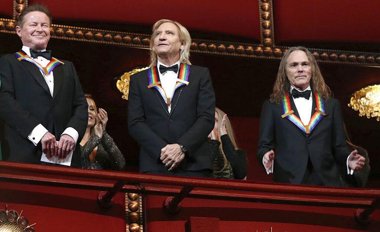 """Los Eagles tocarán todo el álbum """"Hotel California"""" en vivo"""
