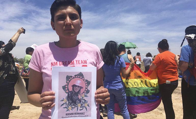 Migrante hondureño transgénero murió de complicaciones de sida