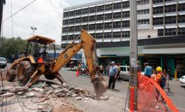 Reubicarán comerciantes en alrededores del Hospital Escuela Universitario