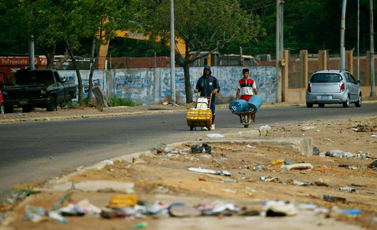Crisis hunde a la segunda mayor ciudad de Venezuela