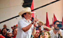 De nuevo proponen a Xiomara como precandidata presidencial