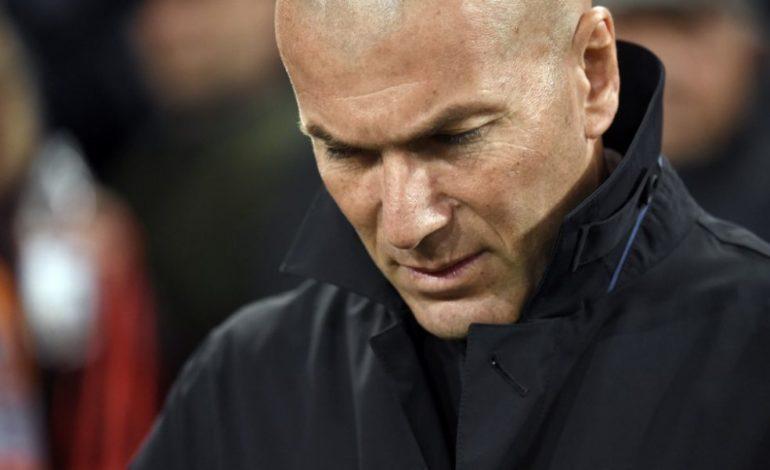 """Zidane: """"Está siendo una temporada complicada"""""""
