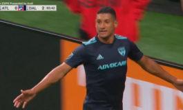 Bryan Acosta golea en triunfo del Dallas FC sobre el Atlanta United