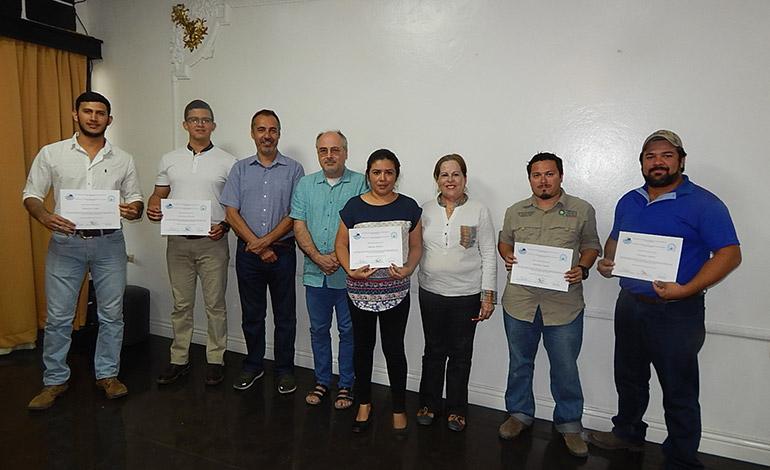 Utilizan tecnología para identificar acuíferos en el Golfo de Fonseca