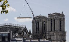 Francia lanza un concurso internacional sobre la aguja de Notre Dame
