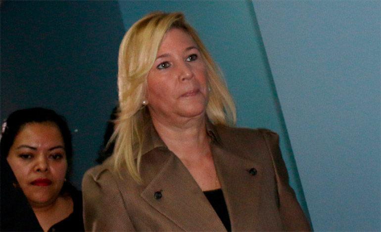 Ex primera dama de El Salvador enfrenta audiencia preliminar por corrupción