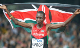 Keniano Kiprop recibe suspensión de cuatro años por dopaje