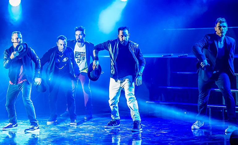 El museo de los Grammy lanza una exposición sobre los Backstreet Boys