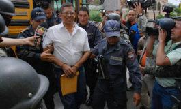 Expedientes del subcomisionado Barralaga y su compinche entran al Tribunal de Sentencia