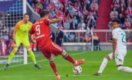 Bayern vence al Werder y se asegura continuar líder