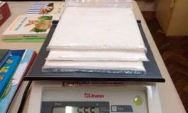 Narcos usan biblia para exportar cocaína