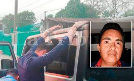 """Cae supuesto socio de """"Los Valle Valle"""" tras persecución (Video)"""