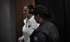 Defensa de exprimera dama argumentó que ella no se apropio de fondos públicos